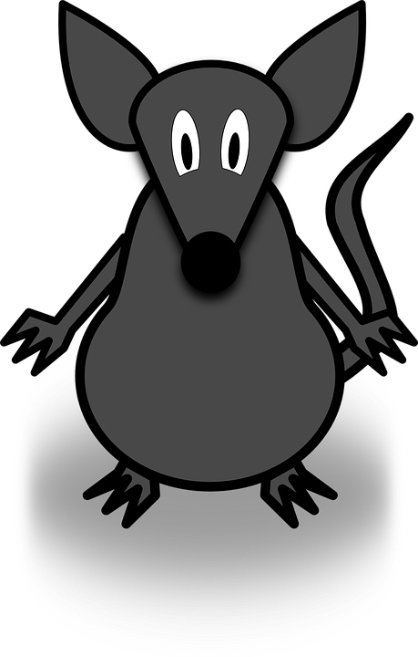 Clipart rat home. Png shop of library