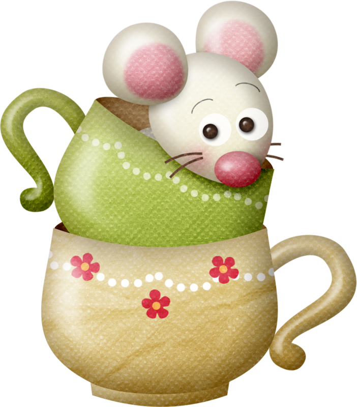 png cups mice. Clipart rat house clipart