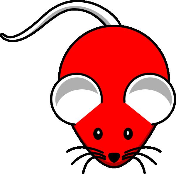 Red mouse clip art. Clipart rat house clipart