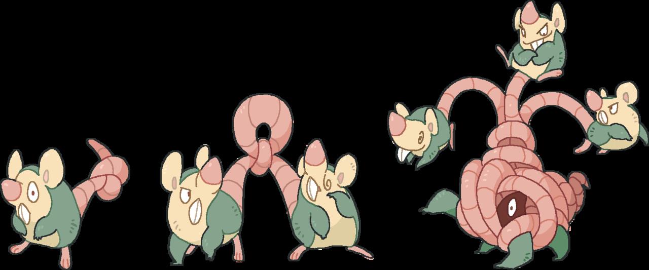 Clipart rat king rat. The line rattot rattouse