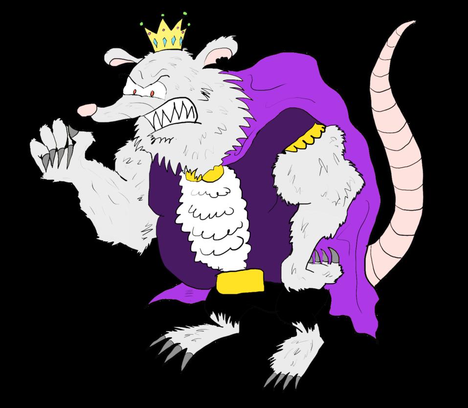 Clipart rat king rat. By farro m on