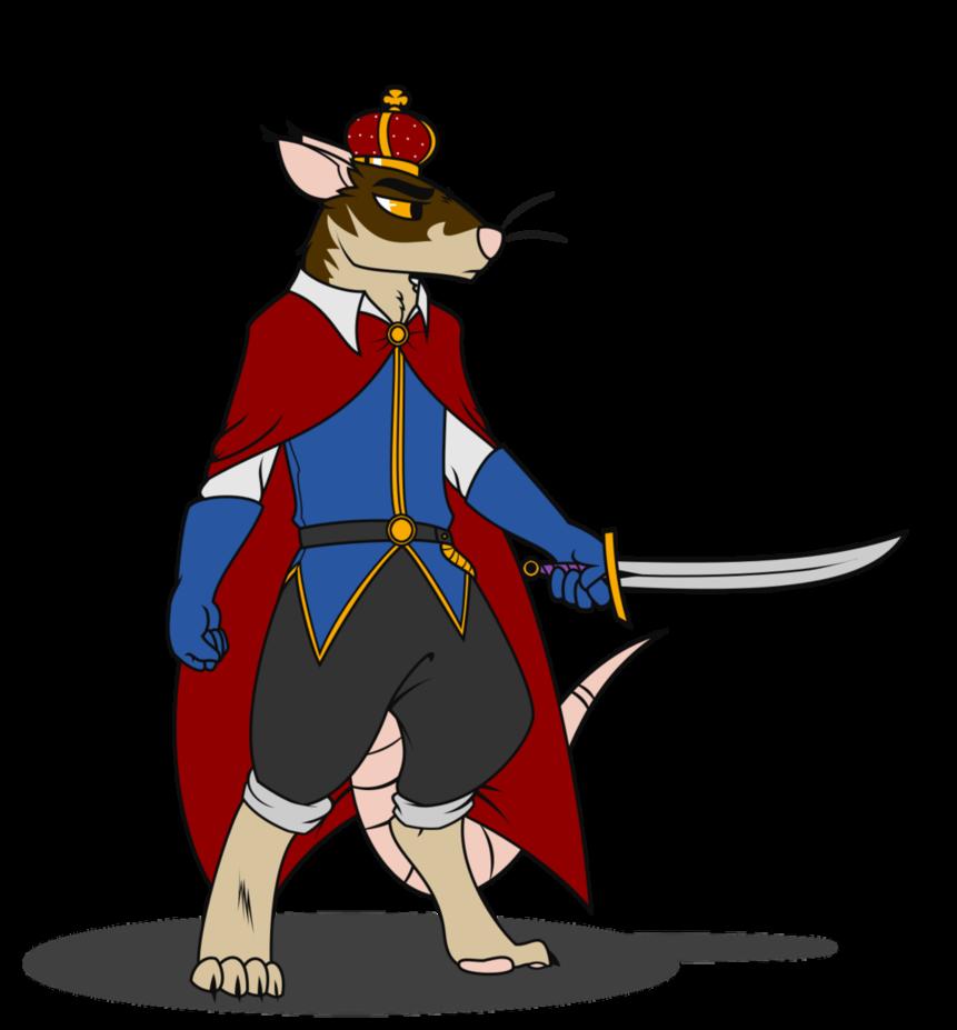 By dirkthewrench on deviantart. Clipart rat king rat