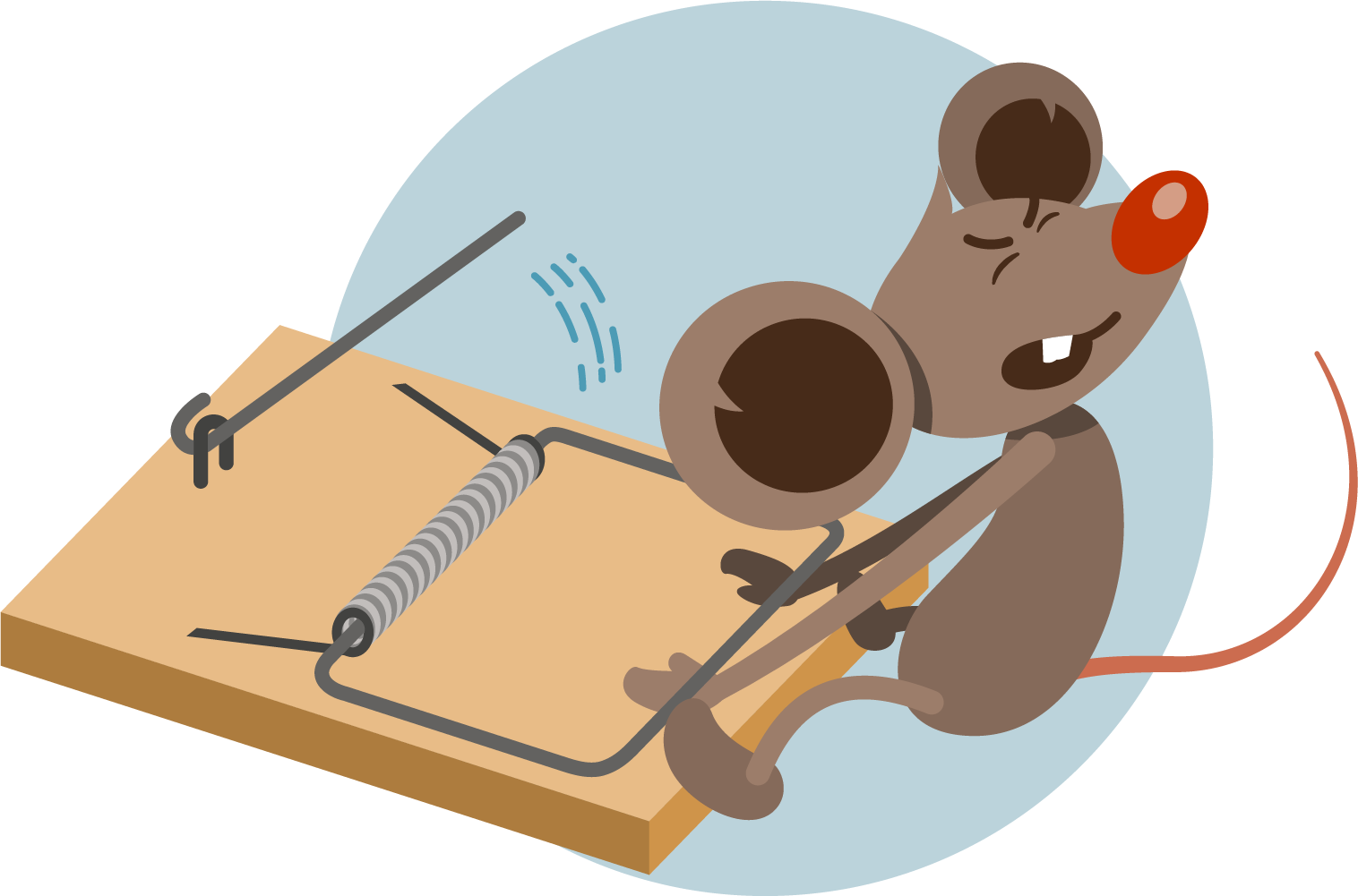 Rat clipart trap. Mickey mouse cartoon the