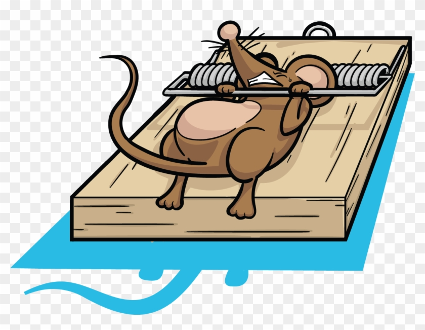 Mousetrap clip art mouse. Rat clipart trap