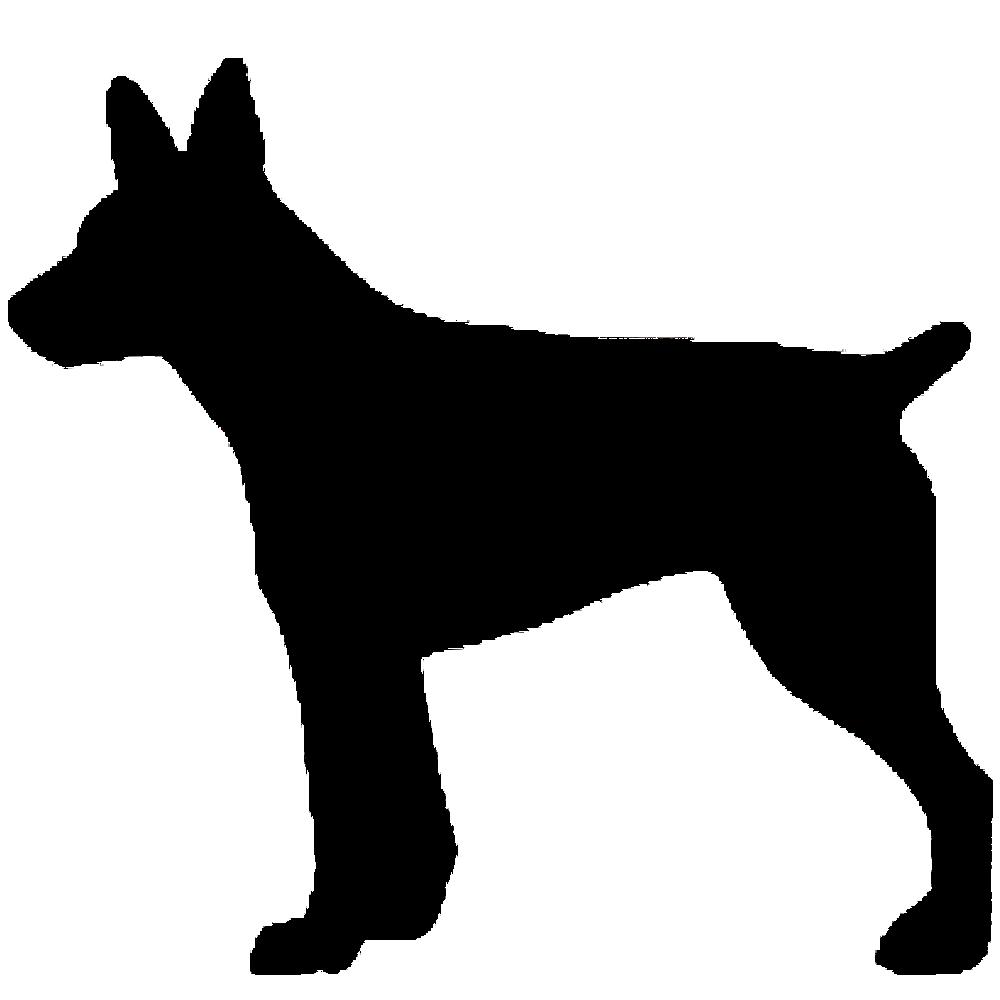 Clipart rat silhouette.  al terrier arc