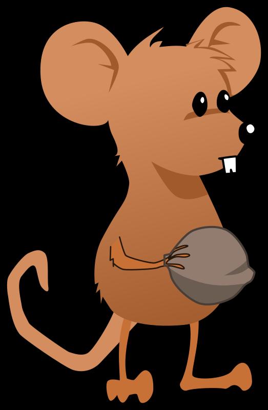 Clipart rat simple. Mouse free clip art
