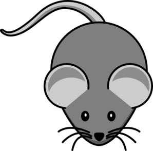 Clipart rat simple. Mouse dark grey png