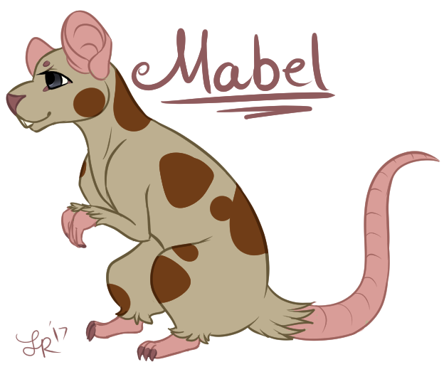 Clipart rat smelly. O c mabel the