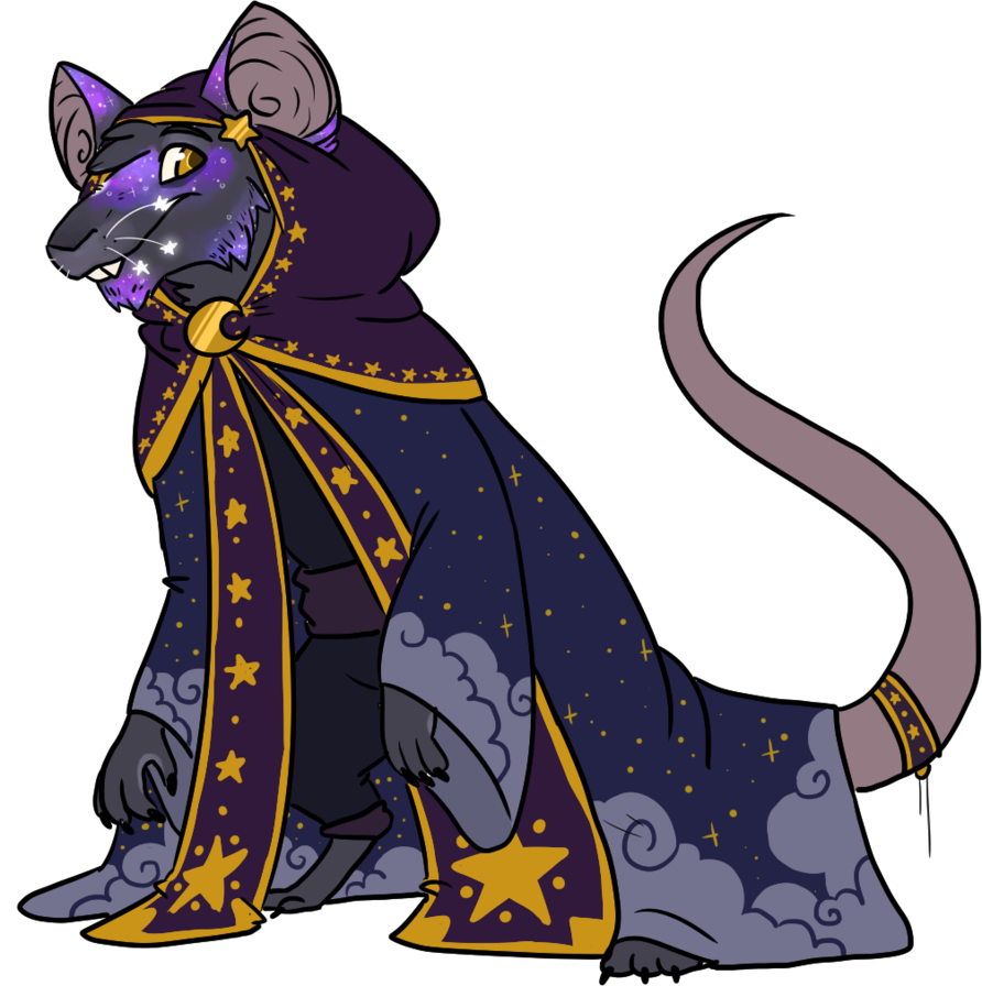 Small star boy by. Clipart rat smelly