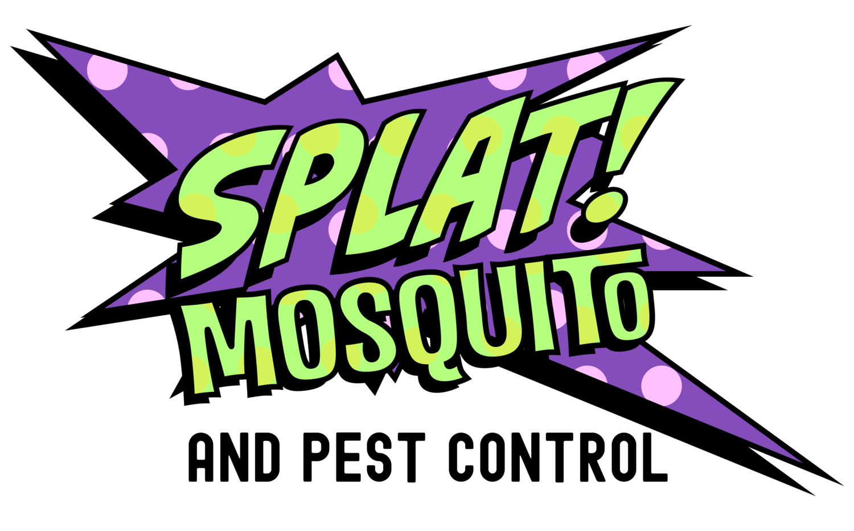 Mosquito clipart pesky. Splat