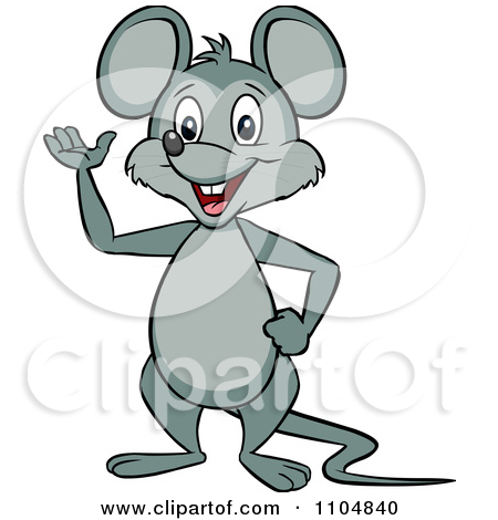 Clipart rat standing. Pictures of cartoon mice