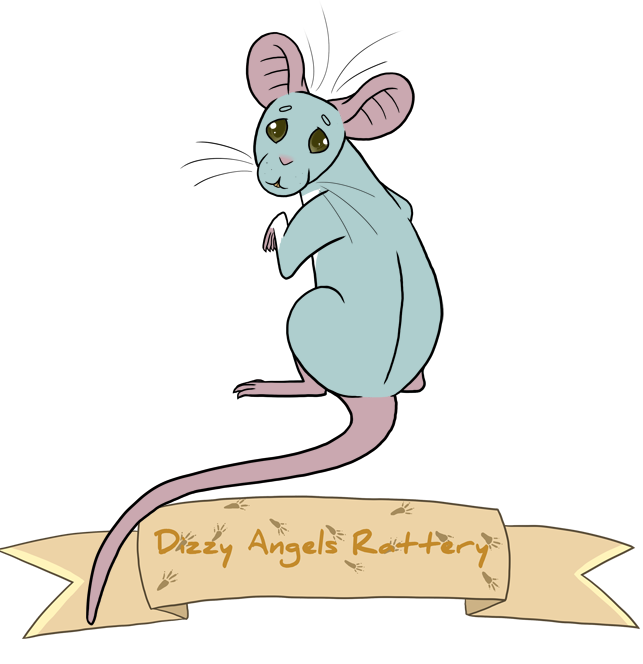 Rarpg baby blue by. Clipart rat stressed