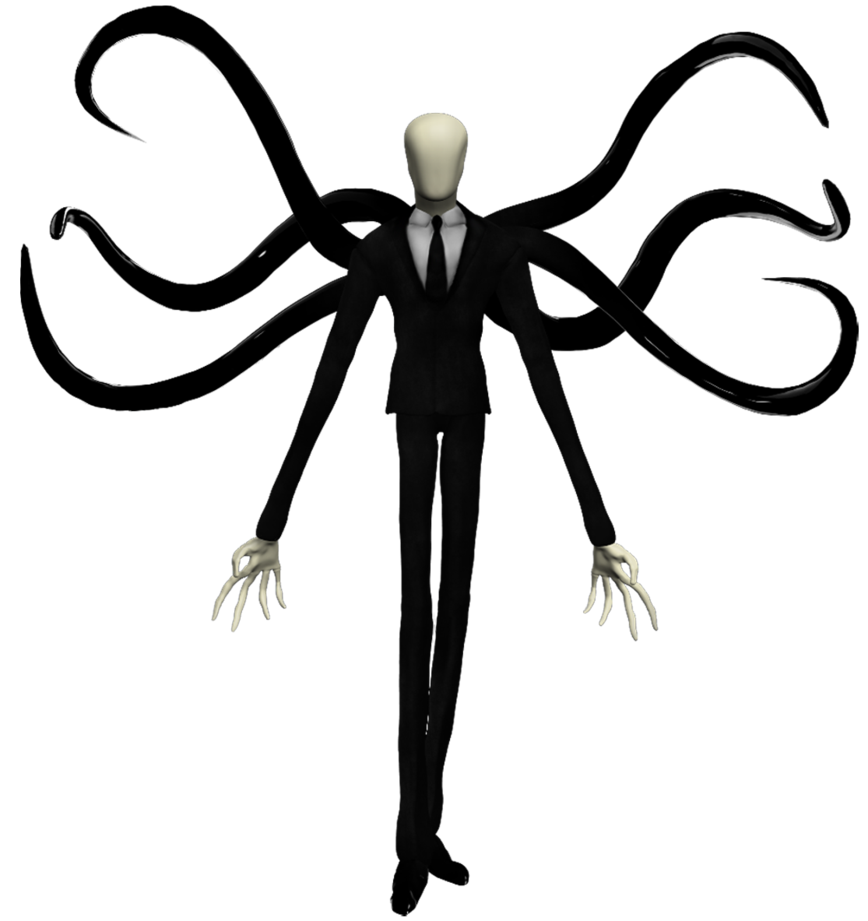 Creepypasta the fighters slender. Clown clipart thin