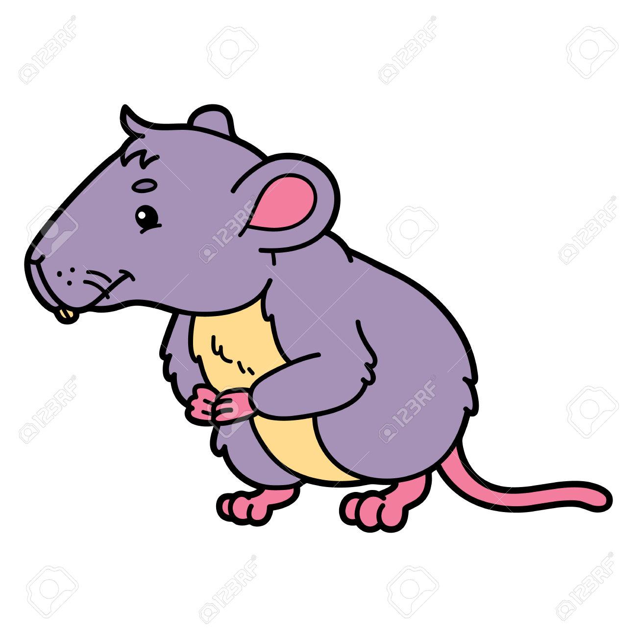 Cute free download best. Rat clipart vole