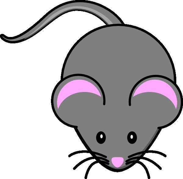Zombie clipart rat. Gray mouse clip art