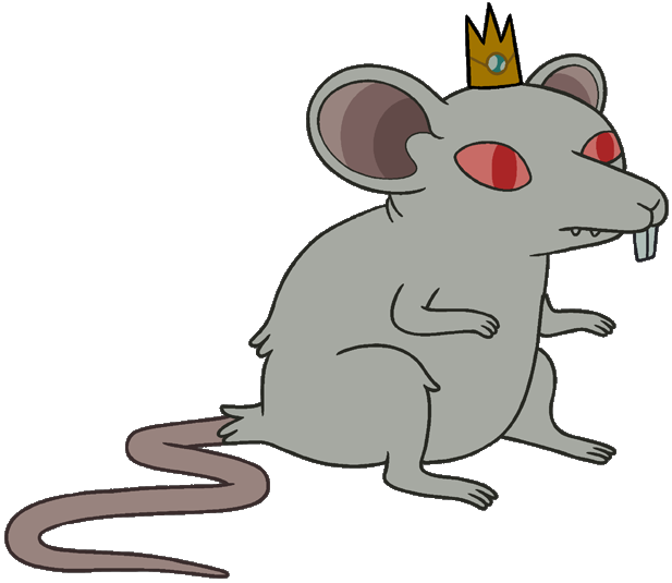 King adventure time wiki. Zombie clipart rat
