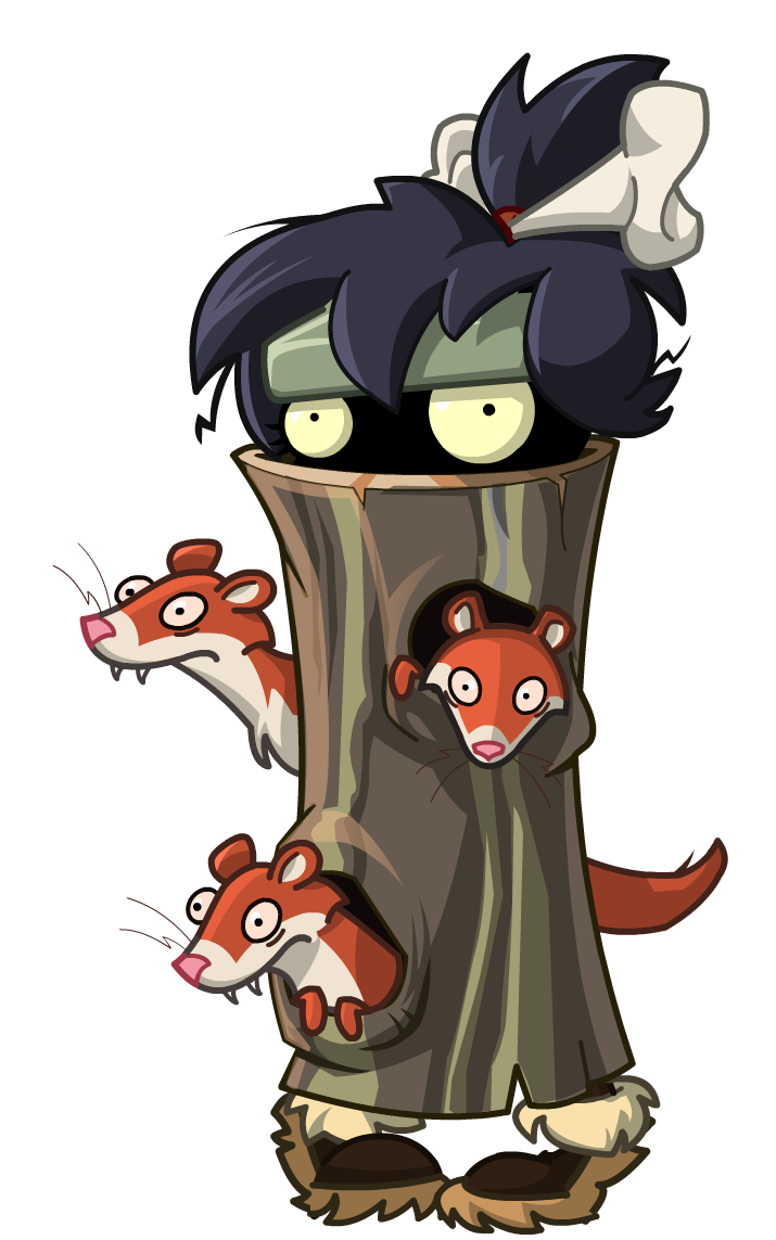 Pin by alena on. Zombie clipart rat
