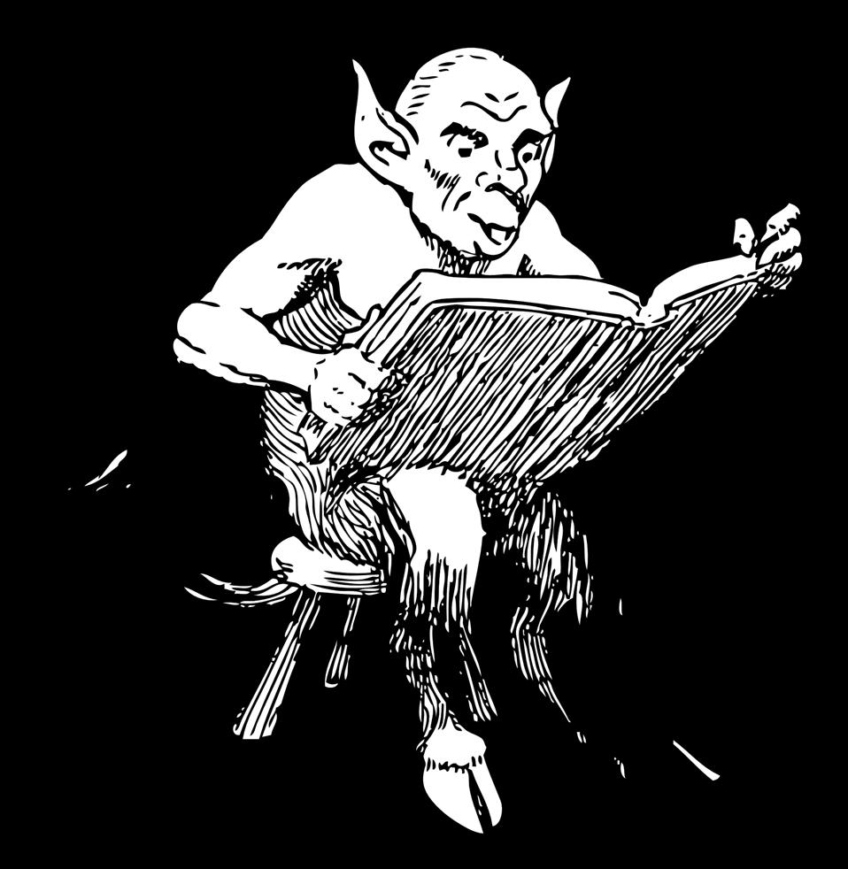 Clipart reading abook. Public domain clip art