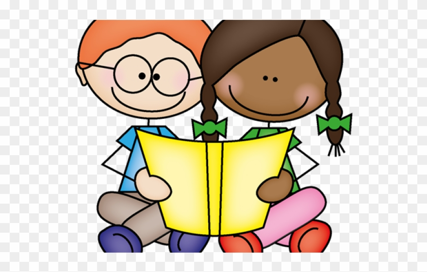 Kids partners png . Clipart reading clip art