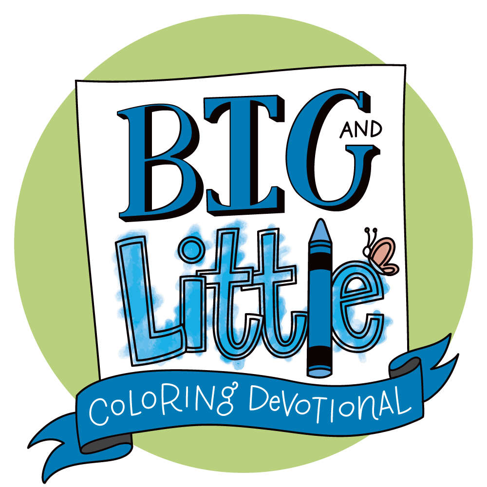 Faith clipart changes everything god. Big and little coloring