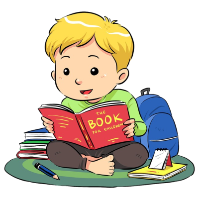 clipart reading education