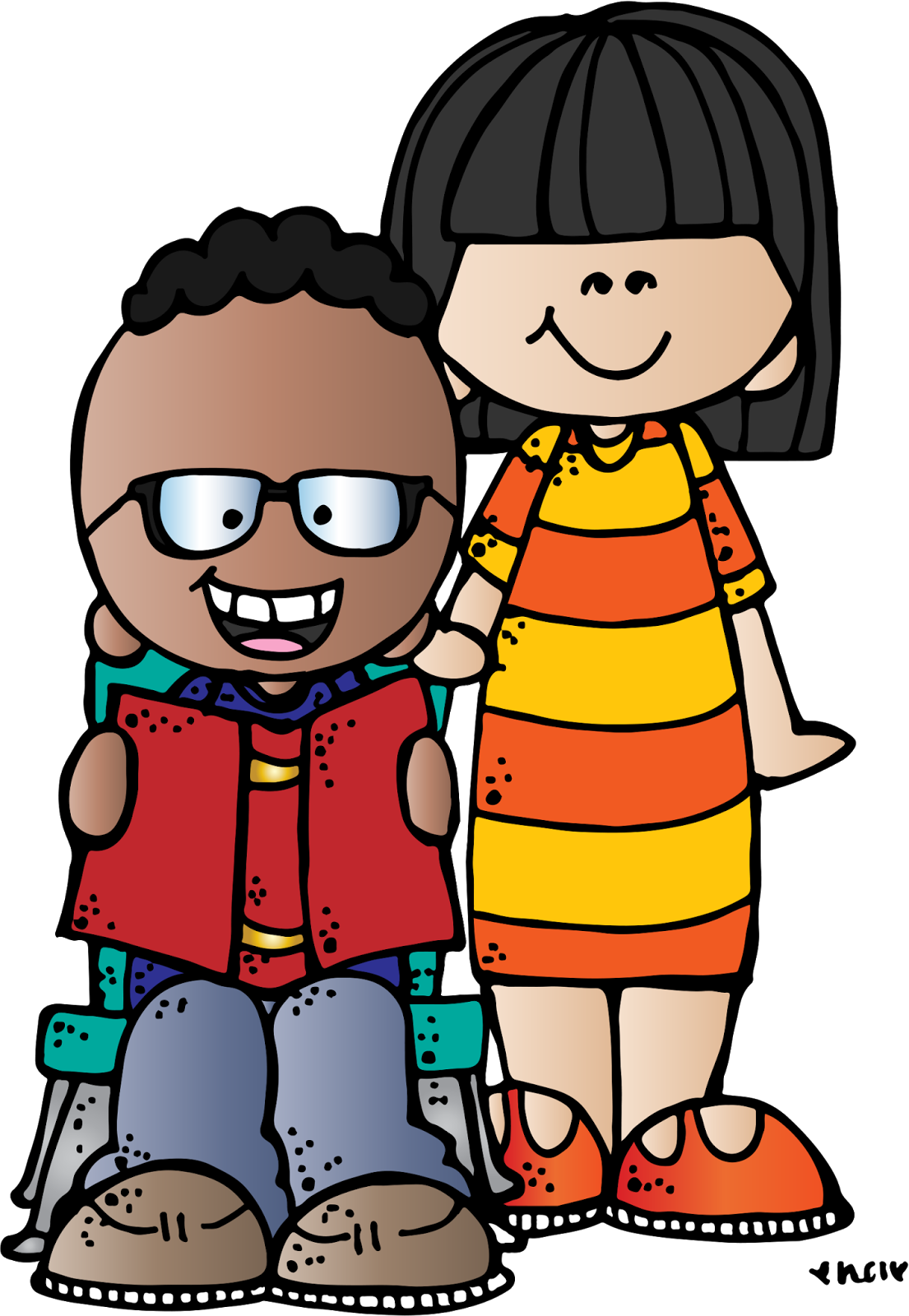 Melonheadz kids clipartxtras search. Literacy clipart animated