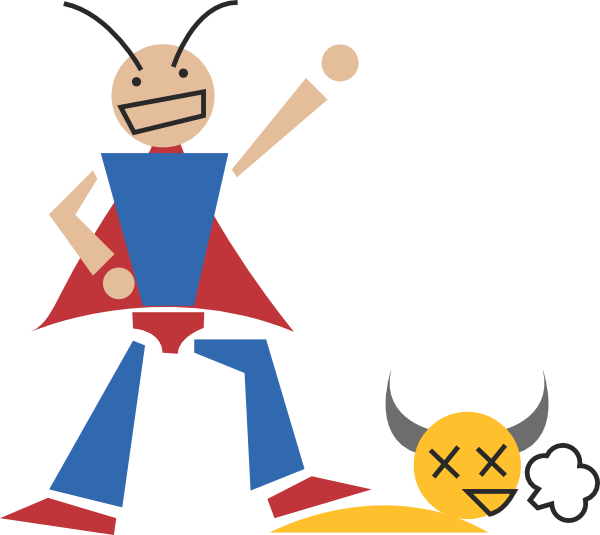 Collection of free heroes. Clipart reading hero