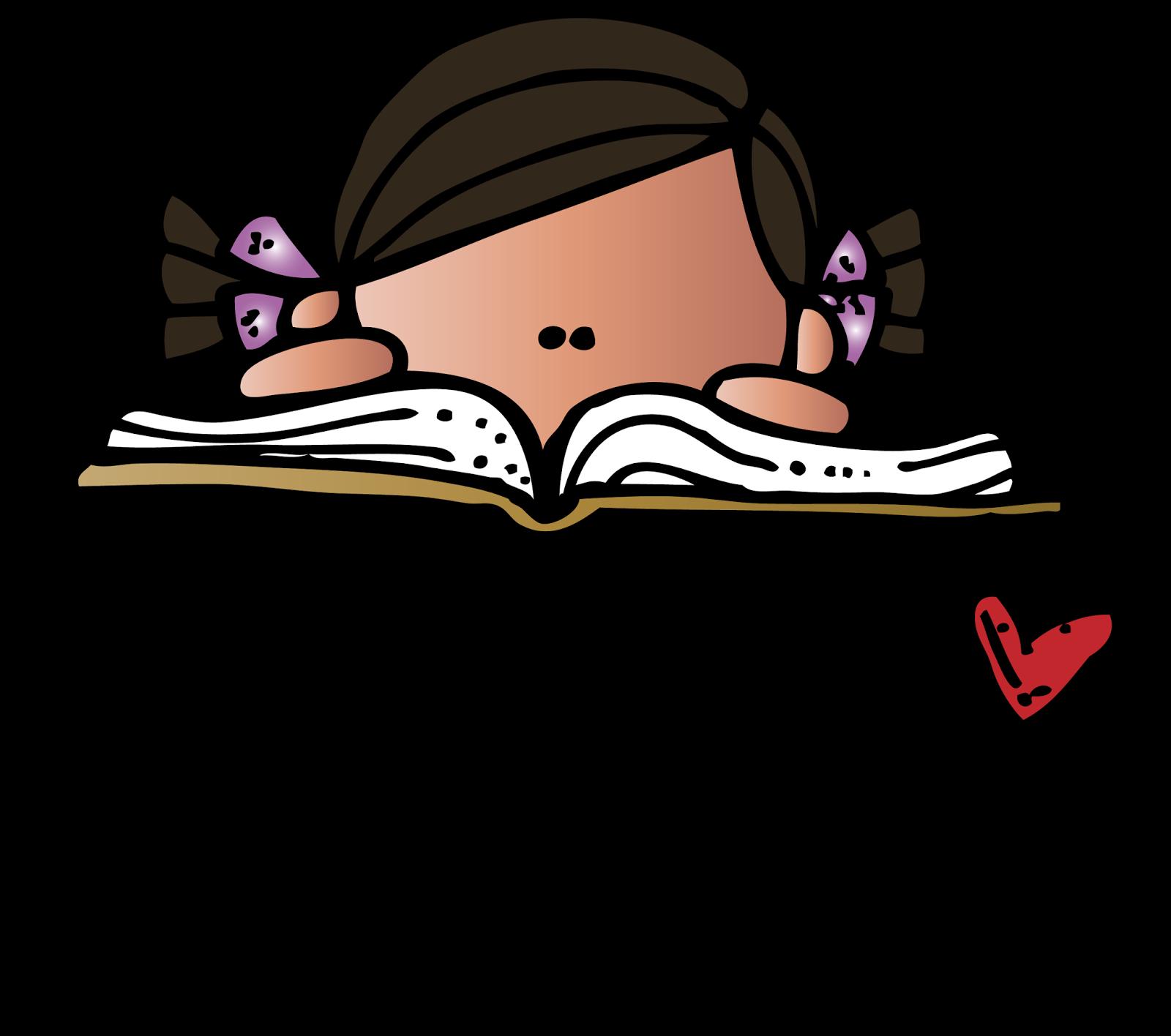 Clipart reading melonheadz. Lds illustrating april xox