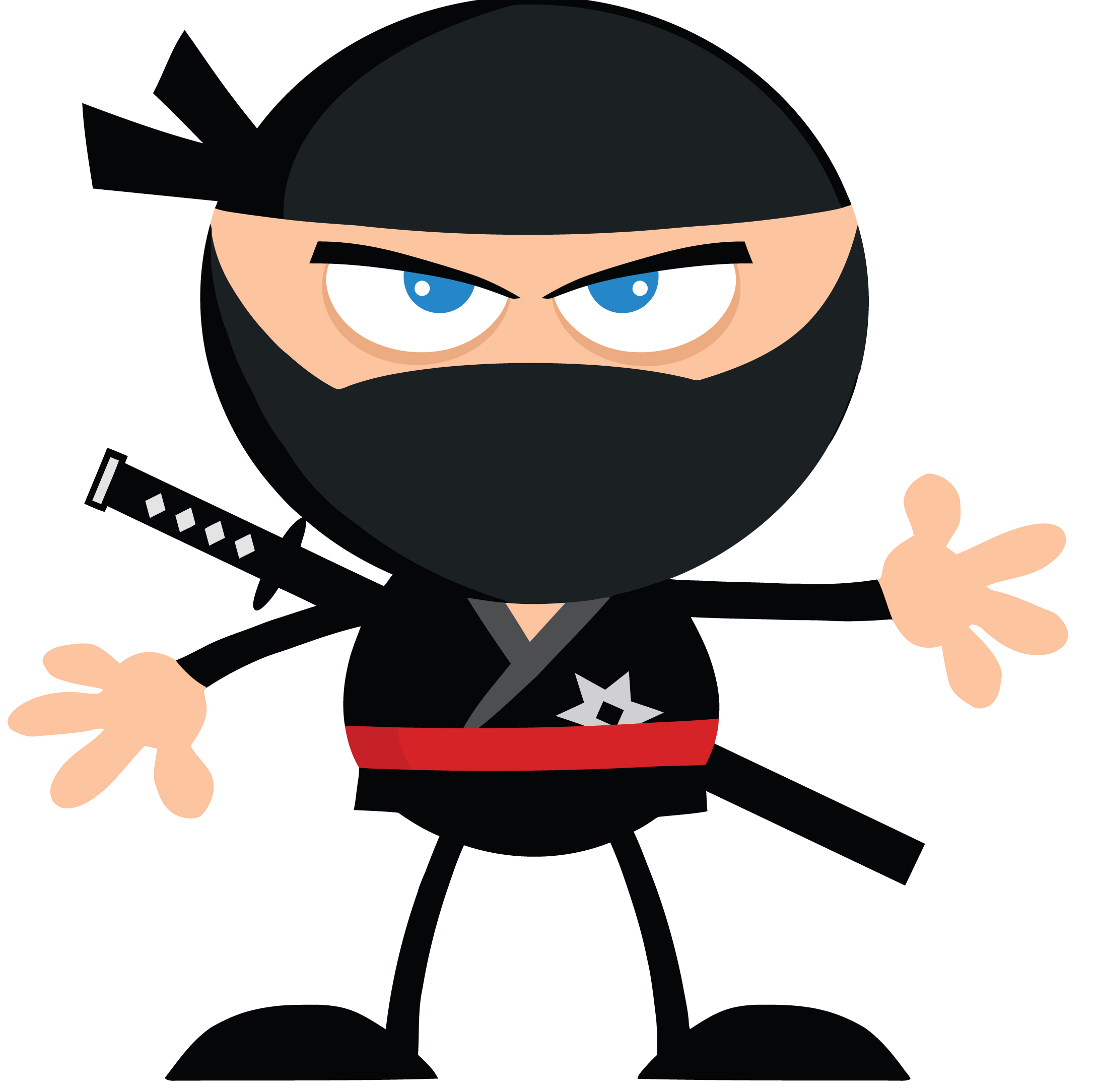 How to use wordpress. Warrior clipart child