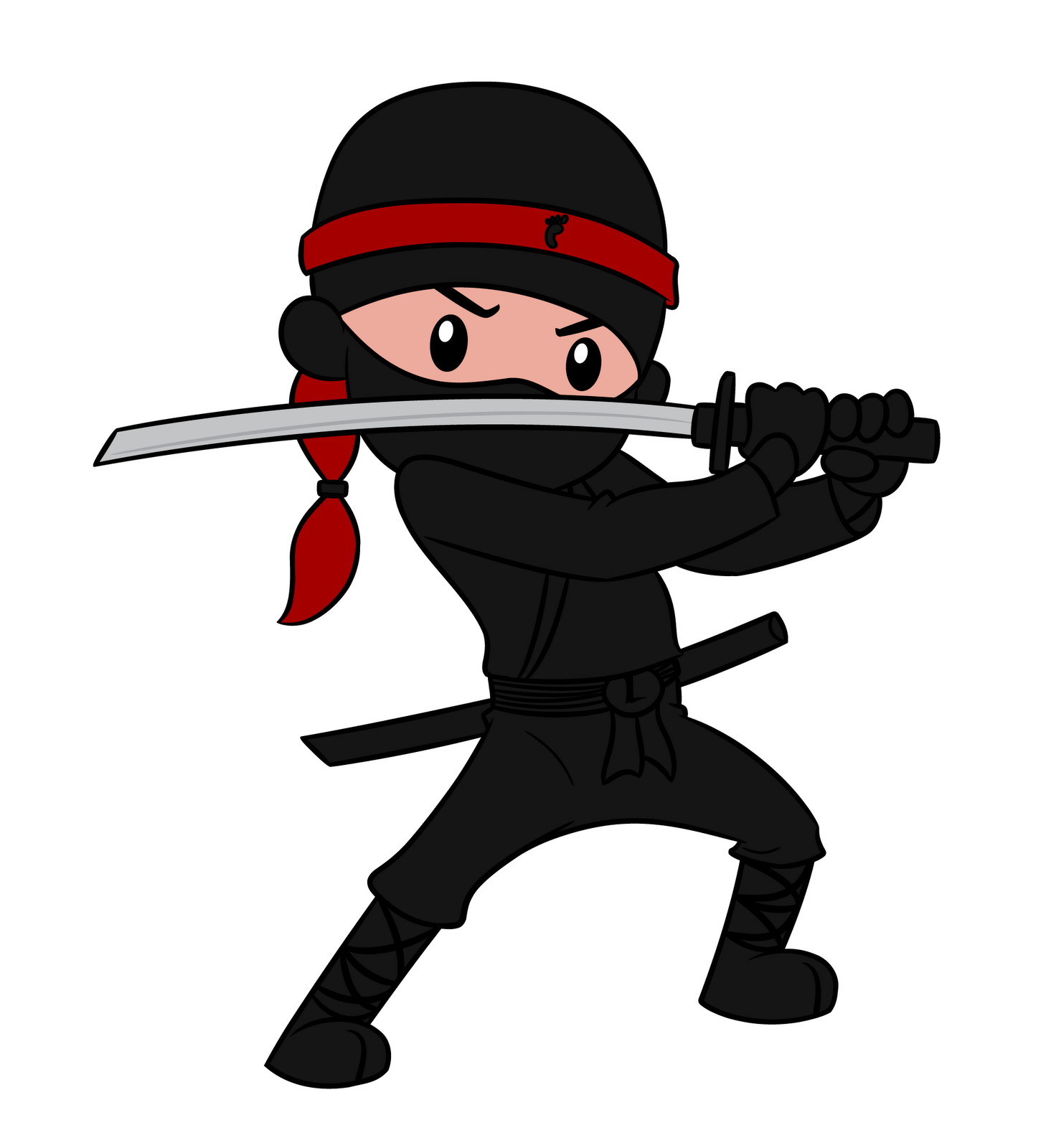 Japanese clipart ninja. The esol what is