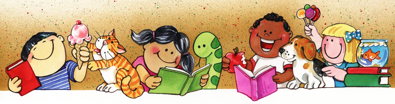 Clipart reading preschool reading. Clip art free image