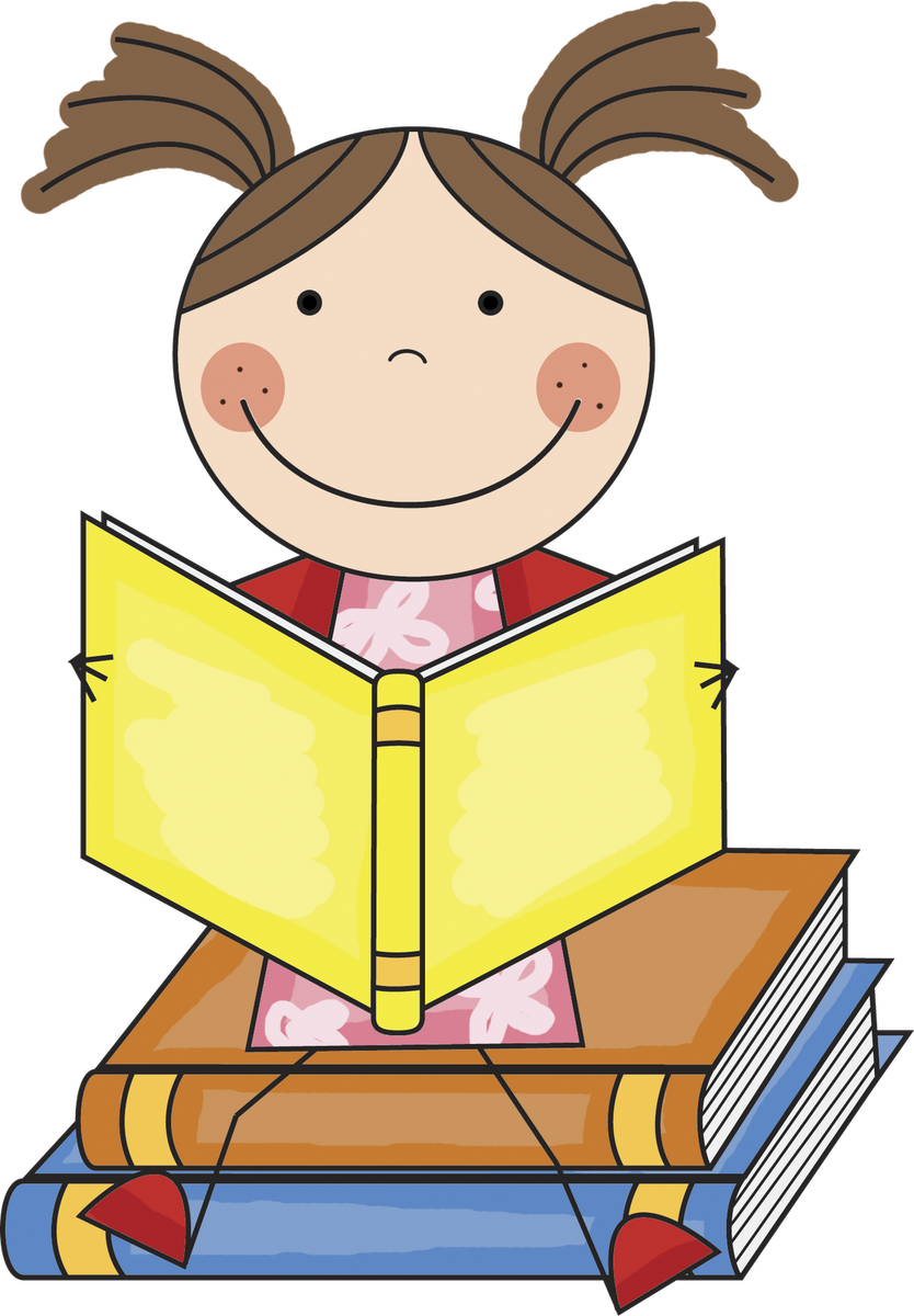 Radio on twitter do. Clipart reading read book