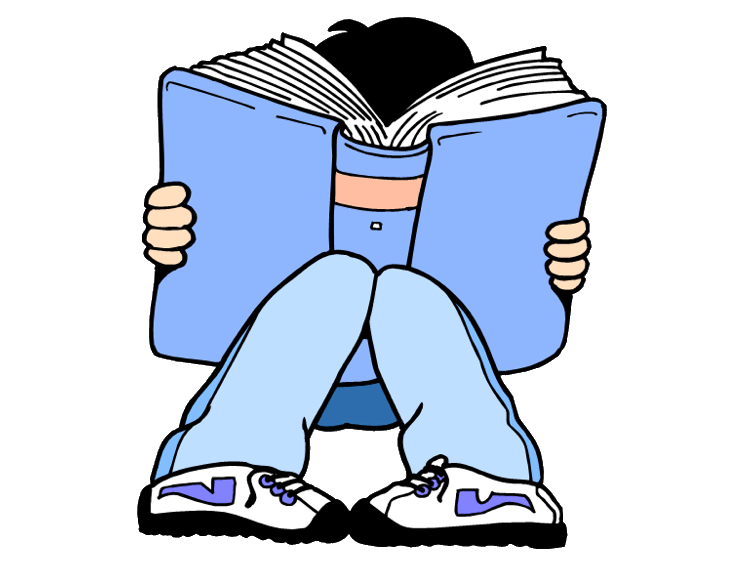 Clipart reading read book. Dryeyecoach on twitter can