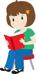 Clipart reading reading story book. Free download best