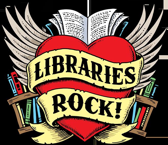 Clipart reading rock star. Davis county library summer