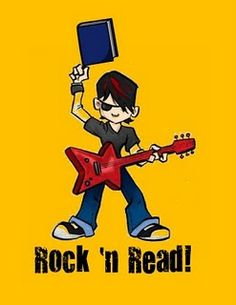 Free cliparts download clip. Clipart reading rock star