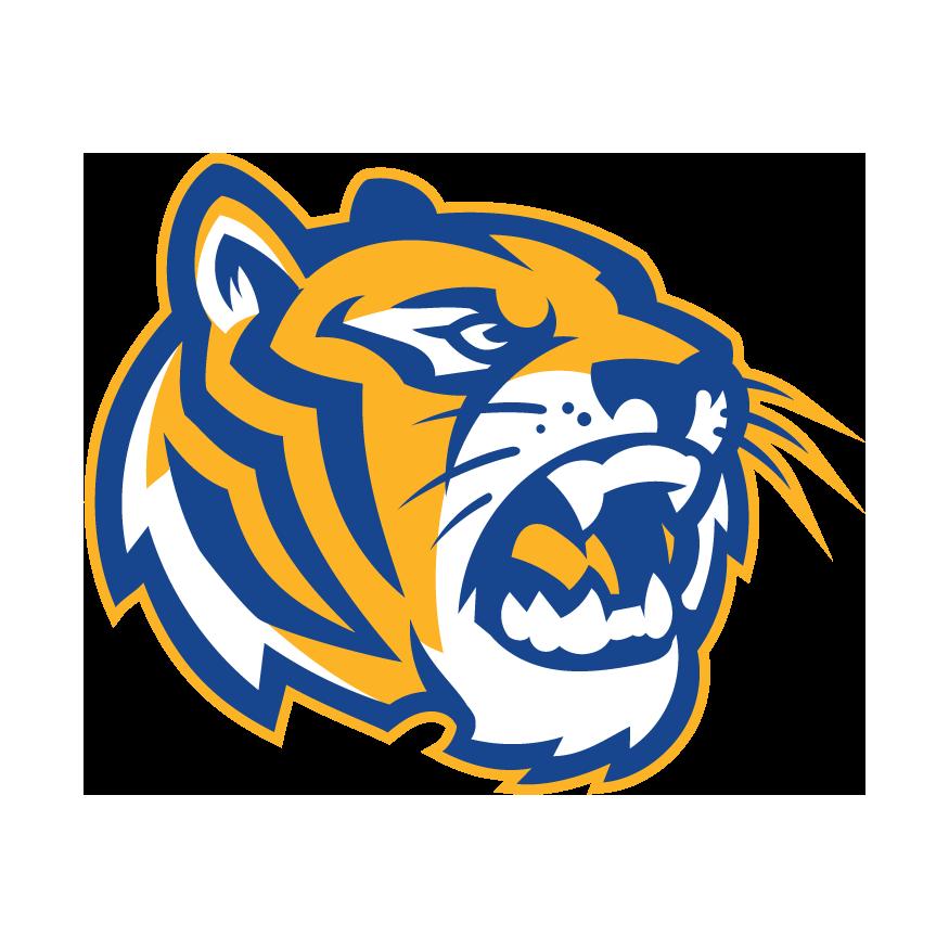 Clipart tiger cheerleading. Signature schools lincoln college
