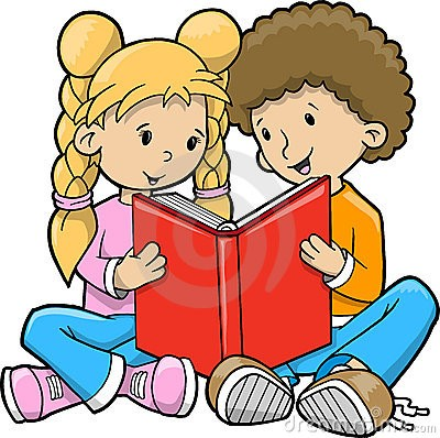 Clipart reading shared reading. Station
