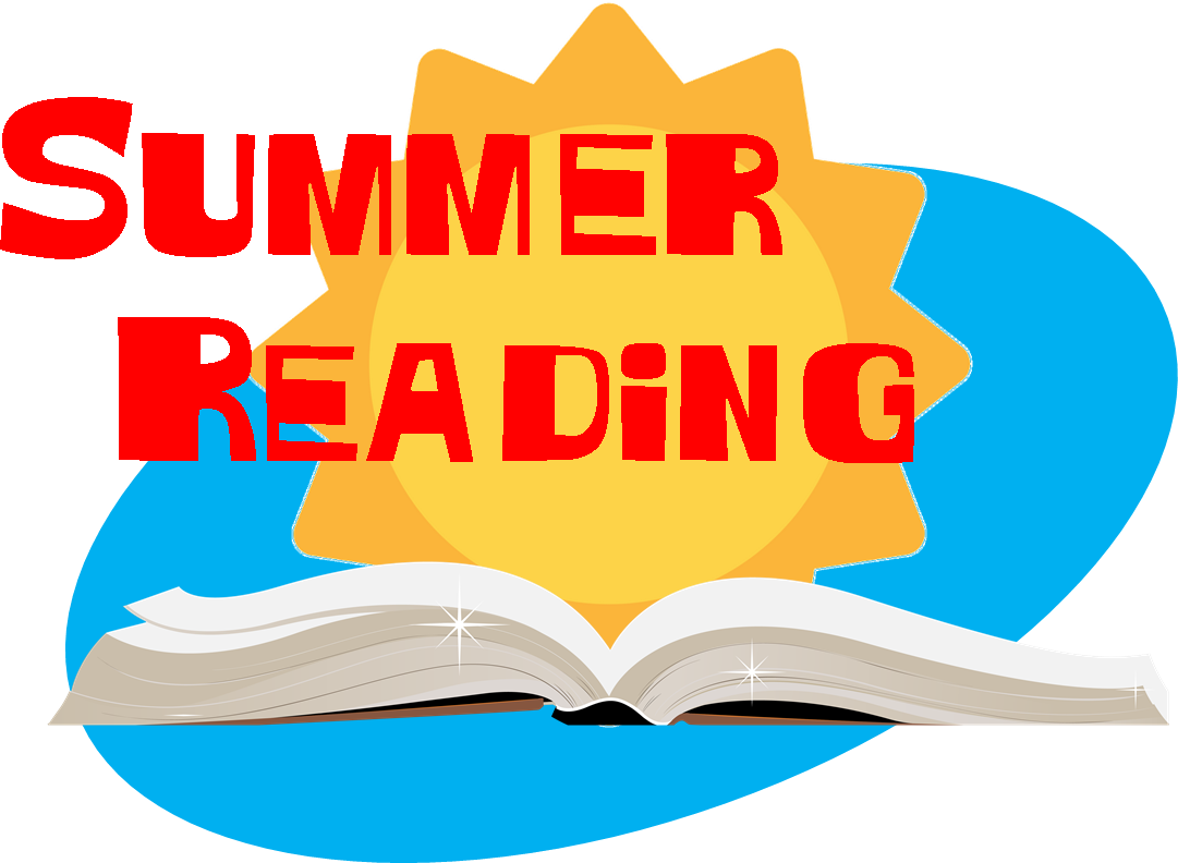 Clipart reading summer. Program muskego wi