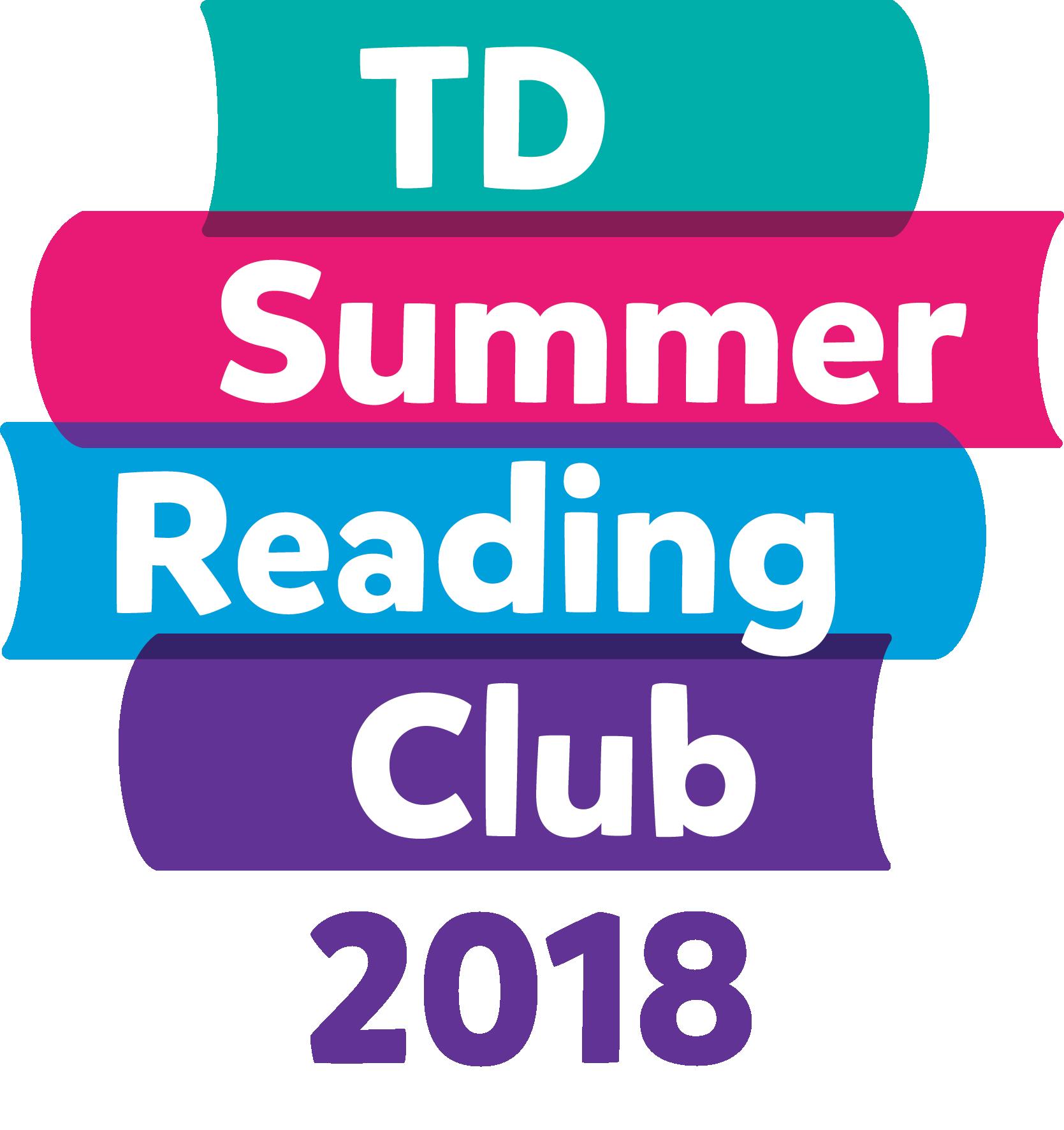 Home td club . Clipart reading summer