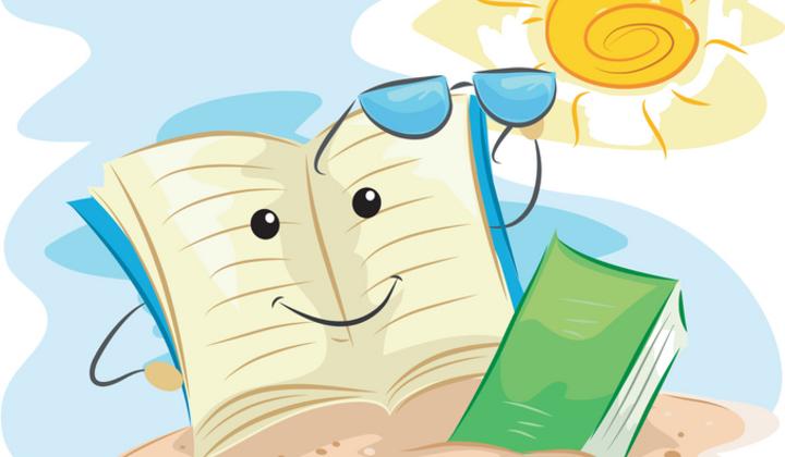 Opportunities . Clipart reading summer