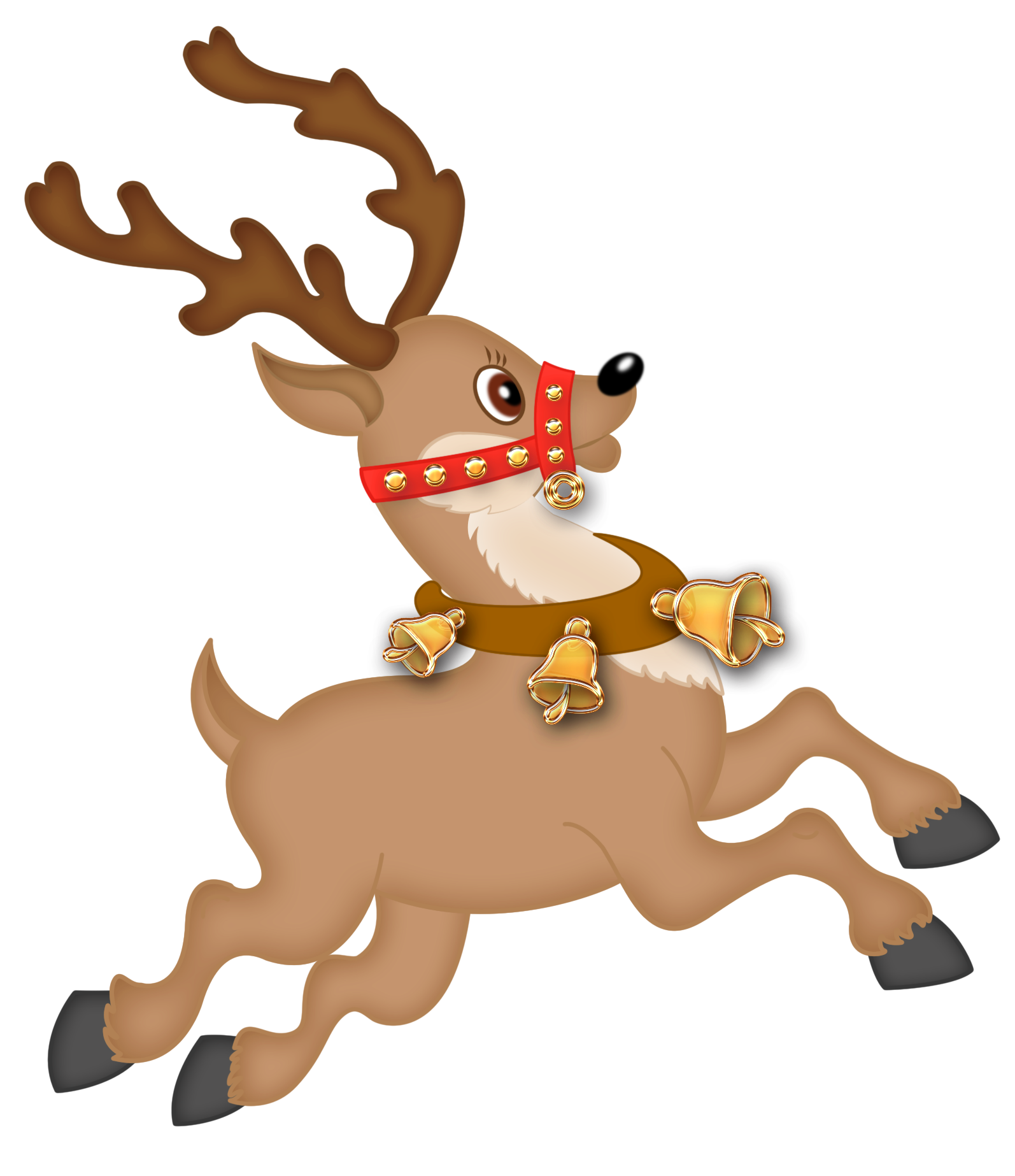 Cute png gallery yopriceville. Clipart reindeer