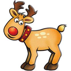 Clipart reindeer. Clip art free panda