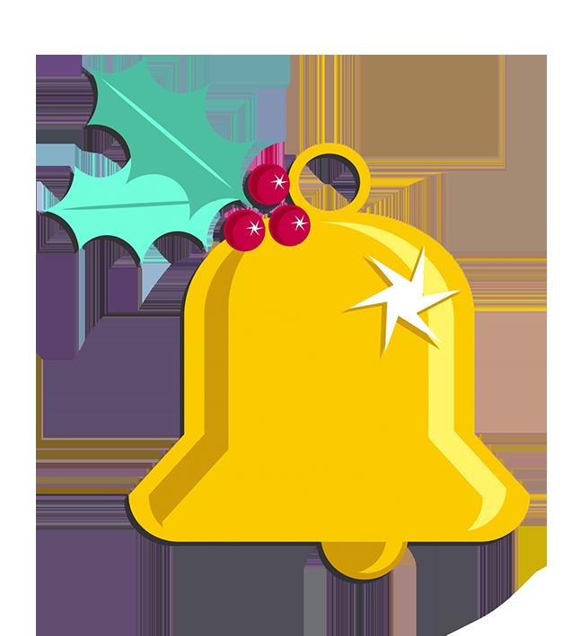 Clipart reindeer bells. Free christmas clip art