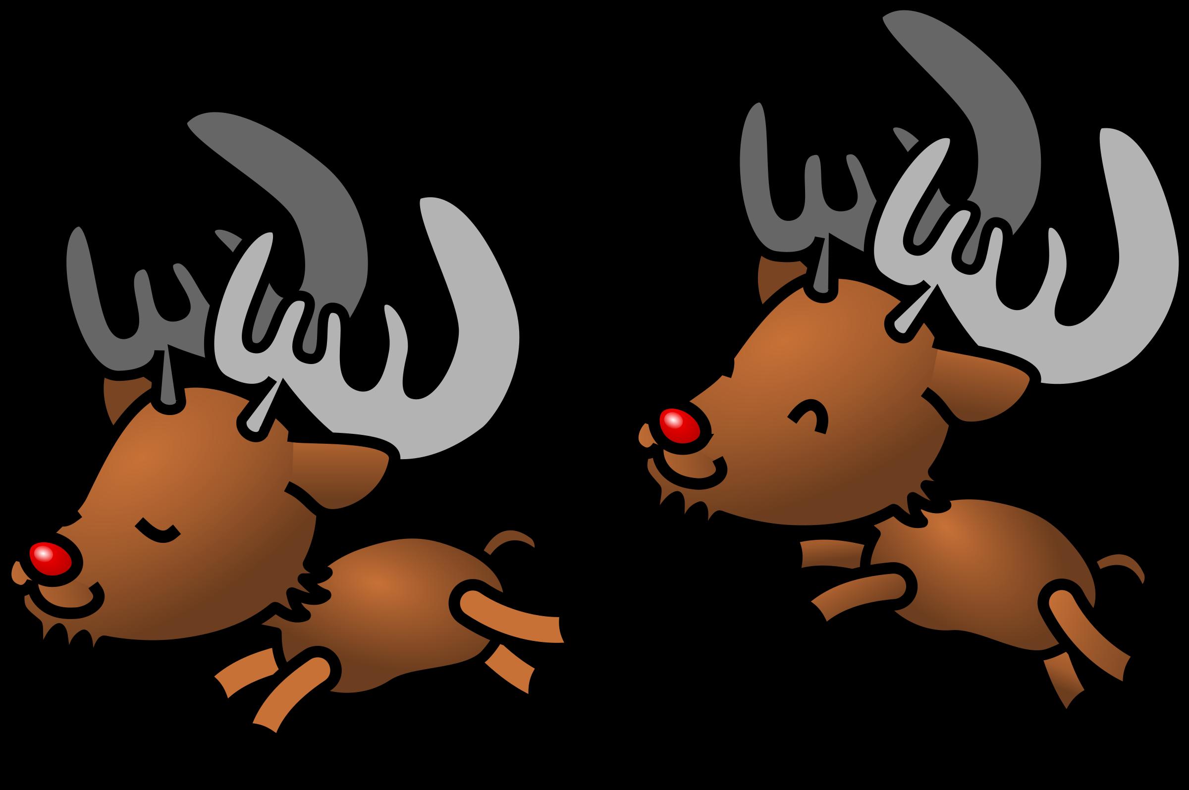 Moose clipart chibi. Caribou big image png