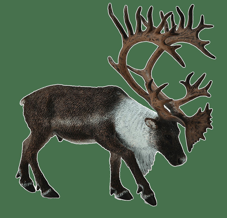 Moose clipart transparent background. Reindeer caribou toy figure