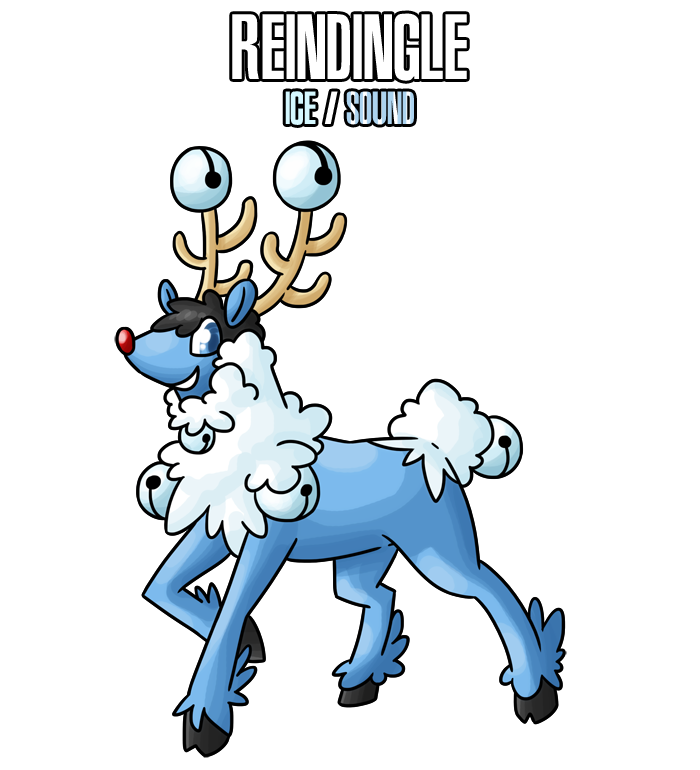 Commission laurelman by drcrafty. Clipart reindeer cute anime