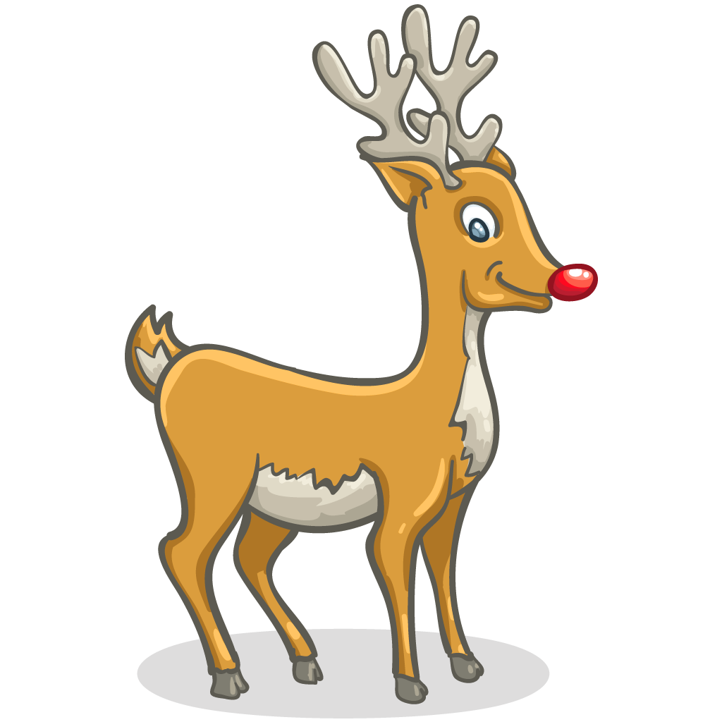 Item detail rudolph itembrowser. Clipart reindeer dasher