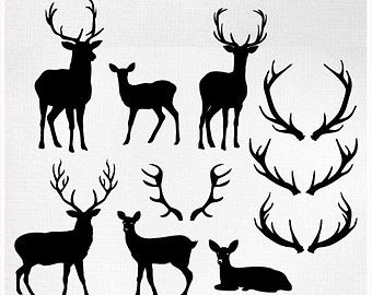 Free cliparts download clip. Clipart reindeer family