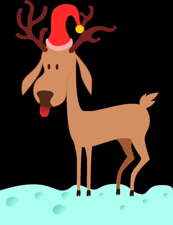 Public domain clip art. Clipart reindeer file